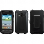 OtterBox - Defender Case Galaxy Rugby Pro in Black