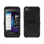 AFC Trident, Inc. - Aegis Case for BlackBerry Z10 in Black/Black