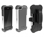 Ballistic - Shell Gel MAXX Case Apple iPhone 5 in Gray/WhiteBall