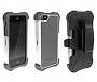 Ballistic - Shell Gel MAXX Case Apple iPhone 5 in Gray/WhiteBall