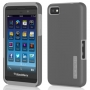 Incipio Technologies - DualPro Case for BlackBerry Z10 in Gray/G
