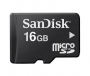 SanDisk - 16 GB MicroSD