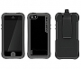 Ballistic - Every1 Case for Apple iPhone 5 in Black/Gray