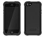 Ballistic - Shell Gel Case for Apple iPhone 5 in Black/Black