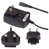 BlackBerry Travel Charger With International Plug Adapters