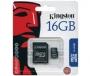Kingston Technology - 16GB MicroSD