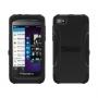 AFC Trident, Inc. - Aegis Case for BlackBerry Z10 in Black/Black