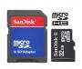 SanDisk - 32GB MicroSDHC
