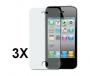 Ventev - Anti-Glare Screen Protectors for Apple iPhone 5